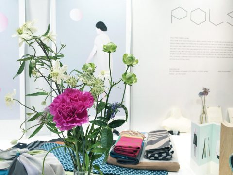 photo: Interior Lifestyle Tokyo in June 2016, POLS Wear Debut