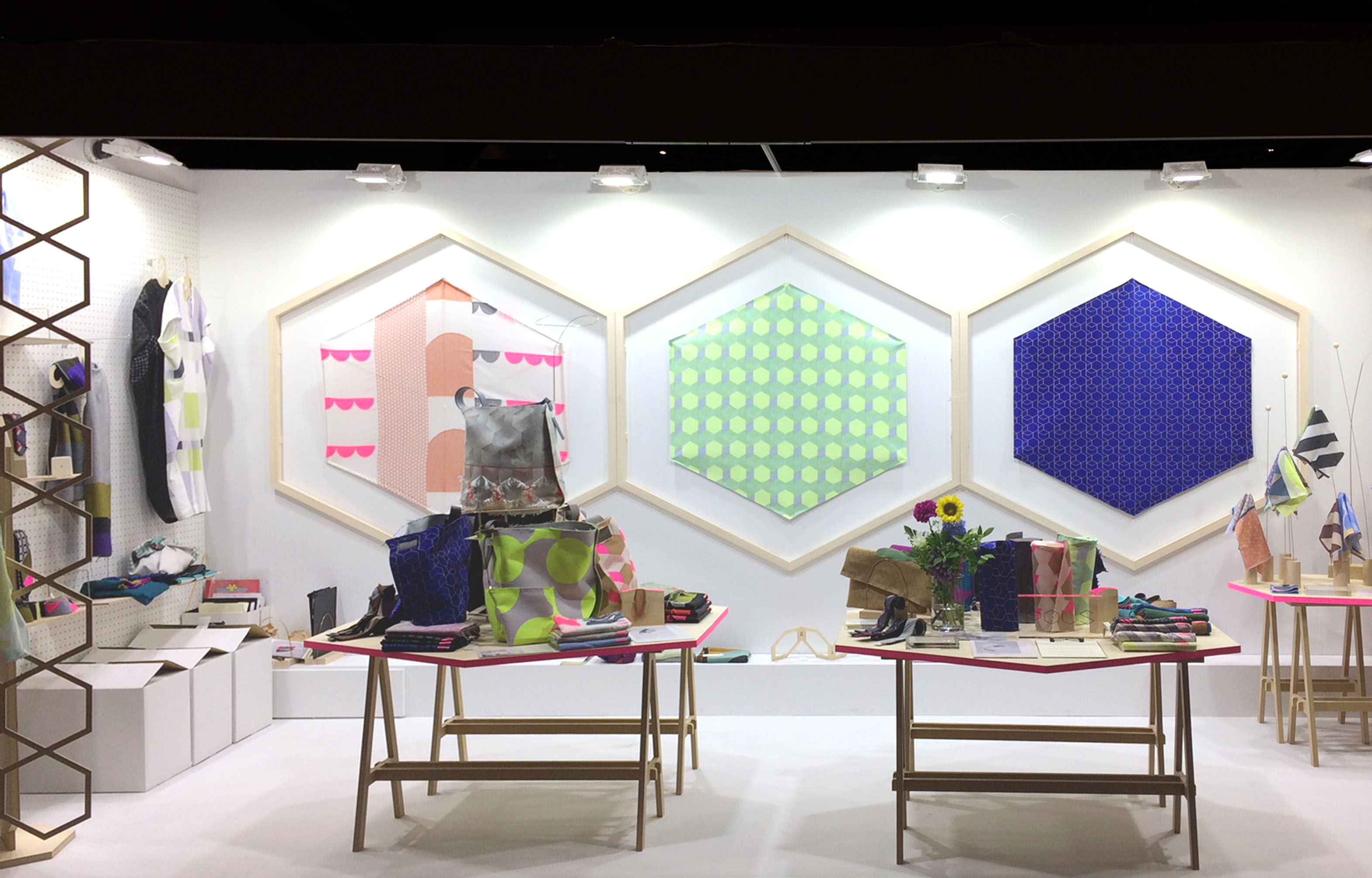 photo: Interior Lifestyle Tokyo in June 2017, POLS BAGS Debut